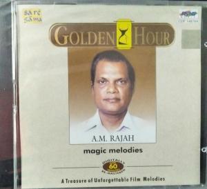Golden Hours A M Rajah Tamil Film Hits Audio CD www.mossymart.com 1