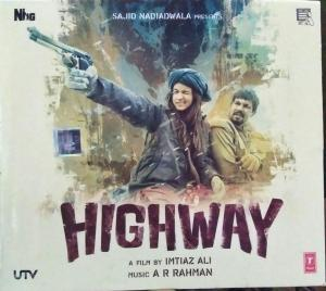 Highway - Hindi Audio CD by A.R. Rahman - www.mossymart.com