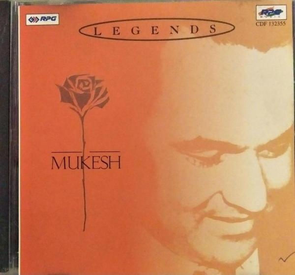 Legends Hindi Film Audio CD by Mukesh www.mossymart.com 1