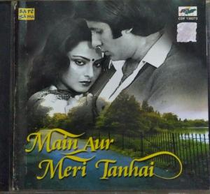 Main Aur Meri Tanhai Hindi Film Audio CD www.mossymart.com 1
