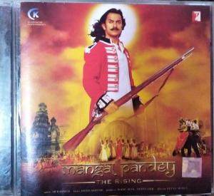 Mangal Pandey - Hindi Audio CD by A.R. Rahman - www.mossymart.com