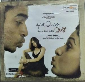 Naan Aval Adhu Tamil Film Audio CD by G V Prakash kumar www.mossymart.com 1
