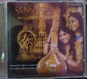 Sensations with Scintillating Ragas - Audio CD - www.mossymart.com
