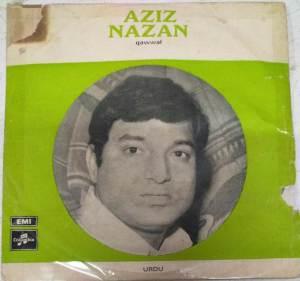 Aziz Nazan Urdu EP Vinyl Record www.mossymart.com 2