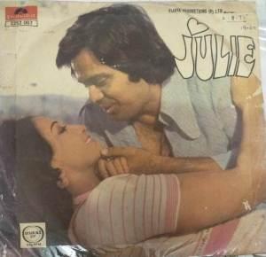 Julie Hindi Film EP Vinyl Record by Rajesh Roshan www.mossymart.com 1