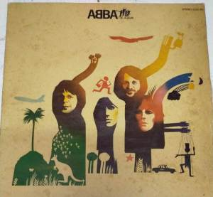 Abba English LP Vinyl Record www.mossymart.com 2