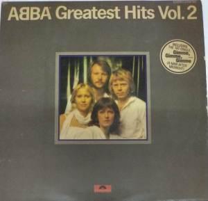 Abba Greatest Hits Vol 2 English LP Vinyl Record www.mossymart.com 1