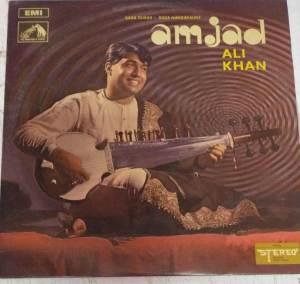 Instrumental Sarod LP Vinyl Record by Amjad Ali Khan www.mossymart.com 2
