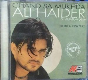Chand sa Mukhda Ali Haider & Aakash Hindi Audio CD www.mossymart.com 1