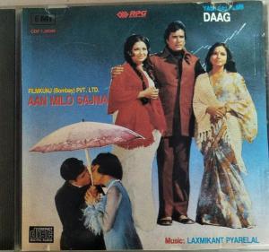Daag- Aan Milo Sajna Hindi Film Audio CD www.mossymart.com 2