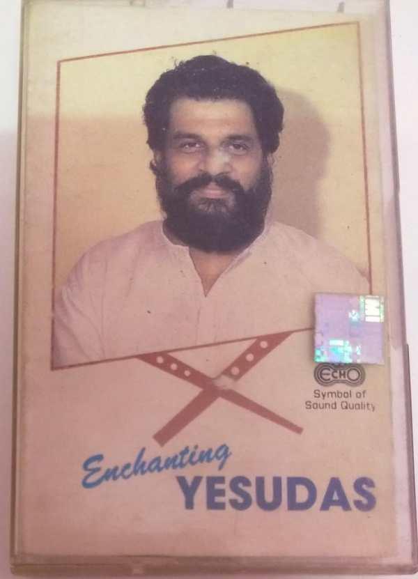 Enchanting Yesudas Tamil Film hits Audio Cassette by Ilayaraaja www.mossymart.com 1