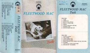 Fleetwood Mac English album Audio Cassette www.mossymart.com 1