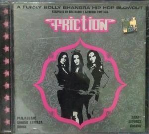 Friction English Audio CD www.mossymart.com 1