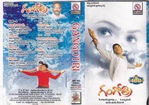 Gangotri Telugu Film Audio Cassette www.mossymart.com 1