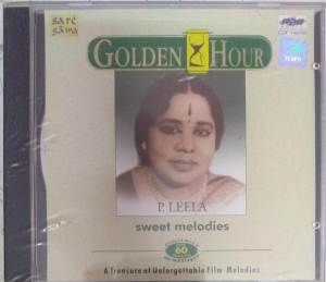 Golden Hour Malayalam Film Hits Audio CD by P Leela www.mossymart.com 1