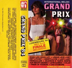Grand Prix English album Audio Cassette www.mossymart.com 1