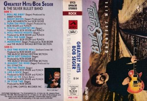 Greatest Hits Bob Seger English Album ( western music) Audio Cassette www.mossymart.com 1