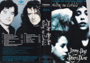 Jammy Page Robert Plant English Album ( western music) Audio Cassette www.mossymart.com 1