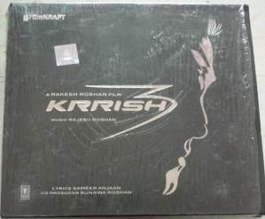 Krrish Hindi Film Audio CD by Rajesh Roshan www.mossymart.com 1