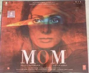 Mom Hindi FIlm Audio CD by AR Rahman www.mossymart.com1
