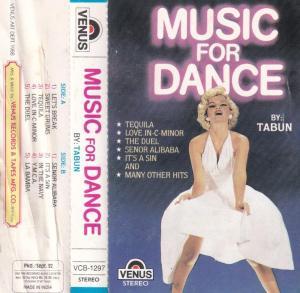 Music For Dance English album Audio Cassette www.mossymart.com 1