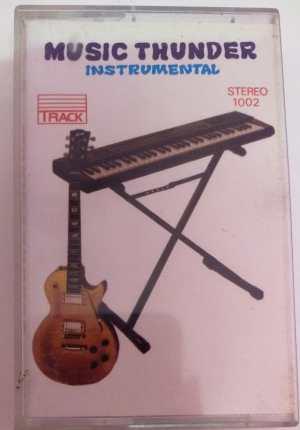 Music Thunder Instrumental Tamil Audio Cassette by Ilayaraaja www.mossymart.com 1