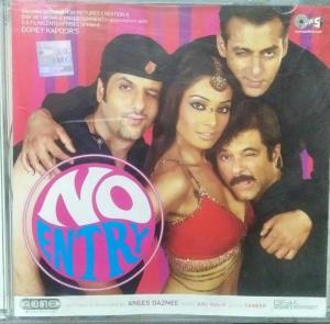 No Entry Hindi Audio CD www.mossymart.com 1
