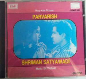 Parvarish -Shriman Satyawadi Hindi Film Audio CD www.mossymart.com 1