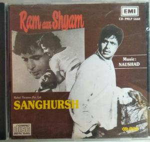 Ram Aur Shyam - Sanghursh Hindi Film Audio CD www.mossymart.com 2