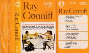 Ray Conniff English album Audio Cassette www.mossymart.com 1