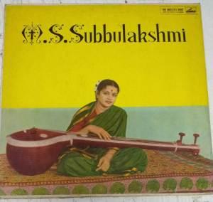 Sri Venkatesa Suprabhatam Devotional LP Vinyl Record by M S Subbulakshmi www.mossymart.com 2