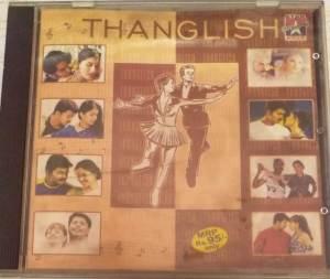 Thanglish Tamil Film Audio CD www.mossymart.com 2
