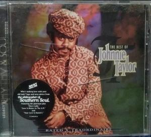 The Best Of Johnnie Taylor English Audio CD www.mossymart.com 1