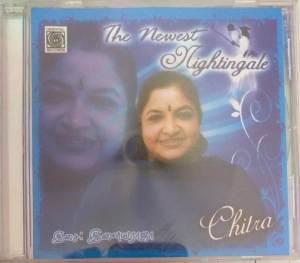 The newest nightingale of Chitra Tamil Film Audio CD by Ilaiyaraja www.mossymart.com 1