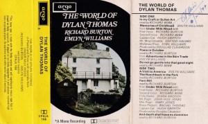 The world of Dylan Thomas English Album ( western music) www.mossymart.com 1