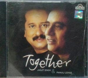 Together Jagjit singh & Pankaj Udhas Hindi Audio CD www.mossymart.com 1
