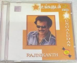 Ungaludan Rajinikanth Tamil Film Audio CD www.mossymart.com 1