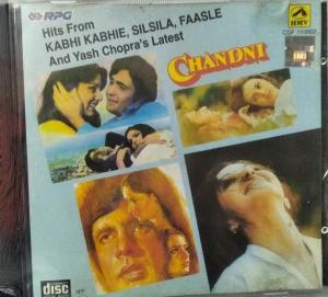 Chandni Hndi FIlm Audio CD www.mossymart.com 1