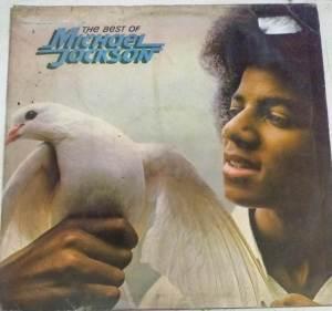 The best of Michael Jackson English Album LP VInyl Record www.mossymart.com 1