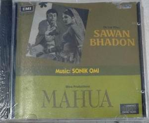 Sawan Bhadon -Mahua Hindi Film Audio CD by Sonik Omi www.mossymart.com 2
