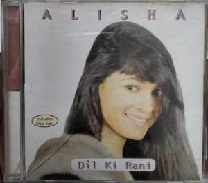 Alisha Dil Ki Rani Hindi FIlm hits Audio CD www.mossymart.com 1
