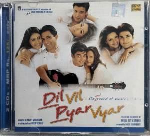 Dil Vil Pyar Vyar Hindi FIlm Audio CD by R D Burman www.mossymart.com 1