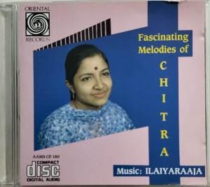 Fazcinating Melodies of Chithra Tamil Film Audio CD www.mossymart.com 1