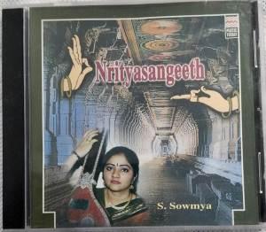 Nrityasangeeth Carnatic Audio CDO by S Sowmya www.mossymart.com 1
