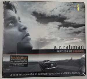 Pray For the Brother Audio CD by AR Rahman www.mossymart.com 1
