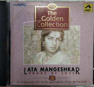 The Golden Collection Hindi Film hits Audio CD by Lata Mangeshkar www.mossymart.com 1