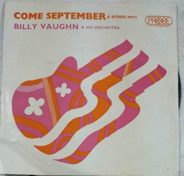 Come September English EP Vinyl Record www.mossymart.com 1