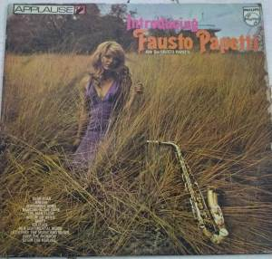 Fausto Papetti English -Western Album LP Vinyl Record www.mossymart.com 1