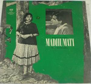 Madhumati Hindi Film LP Vinyl Record by Salil Chowdhry www.mossymart.com 1