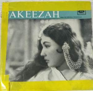 Pakeezah Hindi Film EP Vinyl Record by Ghulam Mohammed www.mossymart.com 4